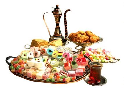 Восточные сладости тысяча и один вкус